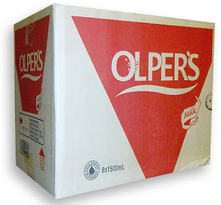 olpers 1.5x 8 litre Rs 1360